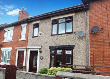 Thumbnail 3 bedroom terraced house for sale in Mafeking Street, Stoke-On-Trent, Staffordshire