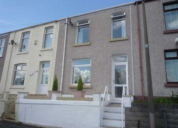 Thumbnail 3 bedroom terraced house for sale in Gelert Street, Swansea