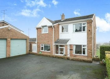 Thumbnail 4 bed detached house for sale in Ffordd Y Pentre, Nercwys, Mold, Flintshire