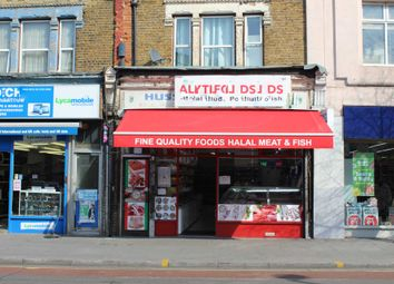 Thumbnail Retail premises for sale in Hoe Street, London