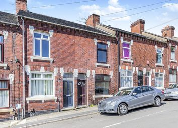 Thumbnail 2 bed terraced house for sale in Wellington Street, Stoke-On-Trent