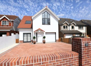 Thumbnail 3 bedroom detached house for sale in Netton Close, Plymstock, Plymouth