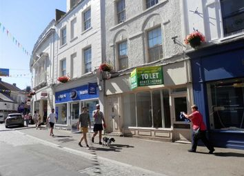 Thumbnail Retail premises for sale in 26, Market Street, Falmouth, Cornwall