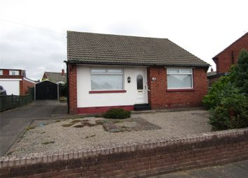 Thumbnail 2 bed detached bungalow for sale in 49 Highwood Crescent, Carlisle, Cumbria