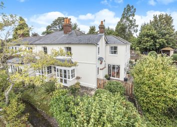 6 bed detached house for sale in Lodge Hill Road, Lower Bourne, Farnham, Surrey GU10