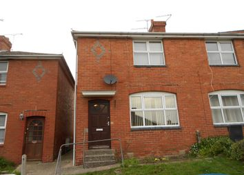 Thumbnail 2 bed end terrace house for sale in Westville, Yeovil