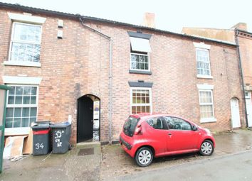 Thumbnail 3 bed terraced house to rent in Church Hill Street, Burton-On-Trent