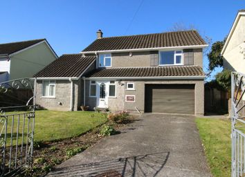 Thumbnail 4 bed detached house for sale in Little Fancy Close, Widewell, Plymouth.
