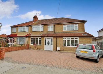 Thumbnail 6 bed semi-detached house for sale in Selbourne Avenue, Tolworth, Surbiton