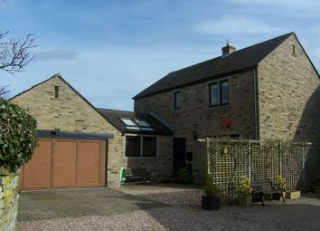 Thumbnail 3 bed detached house to rent in Denby Lane, Upper Denby, Huddersfield