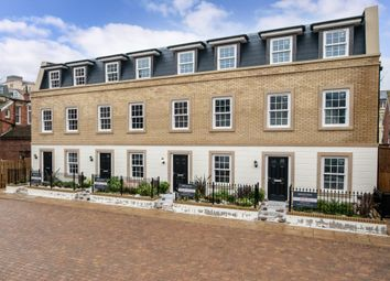 Thumbnail 3 bed town house for sale in Serpentine Road, Southsea