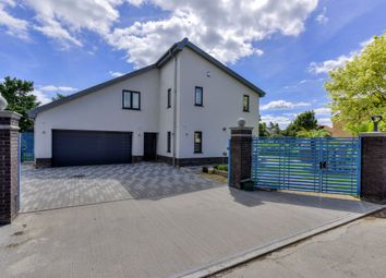 Thumbnail 4 bed detached house for sale in Gordon Avenue, March, Cambridgeshire