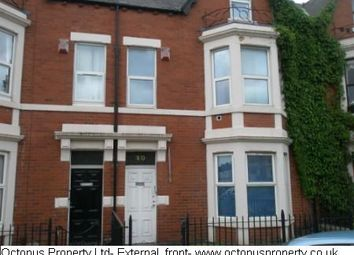 Thumbnail 4 bed maisonette to rent in Wingrove Road, Flat 2, Newcastle Upon Tyne