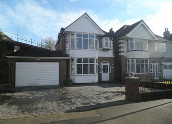 Thumbnail 3 bed detached house to rent in Sunnybank Road, Boldmere, Sutton Coldfield