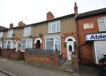Thumbnail 3 bed terraced house for sale in Washbrook Road, Rushden, Northamptonshire.