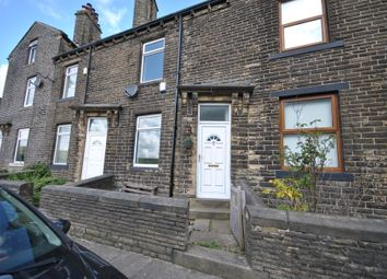Thumbnail End terrace house to rent in Stradmore Road, Denholme, Bradford