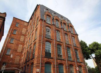 Thumbnail 2 bedroom flat to rent in Hartley Road, Nottingham