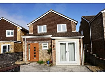 Thumbnail 4 bed detached house for sale in Bryneglwys Gardens, Porthcawl