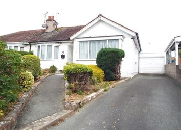 Thumbnail 2 bed bungalow to rent in Bryn Lupus Drive, Llandudno
