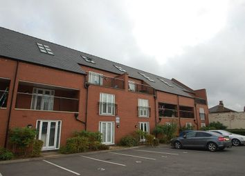 Thumbnail 2 bed flat to rent in St James Court, Burton Upon Trent, Staffordshire