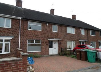 Thumbnail 3 bed terraced house for sale in Carew Road, Clifton, Nottingham, Nottinghamshire
