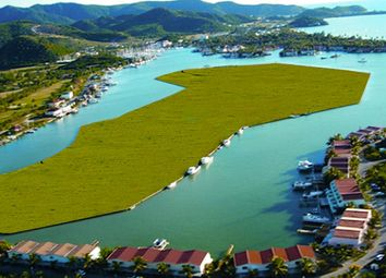 Thumbnail Land for sale in Harbour Island Plot 23, Jolly Harbour, Antigua And Barbuda