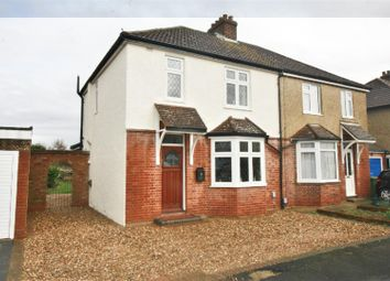 Thumbnail 3 bedroom semi-detached house for sale in Bushby Avenue, Broxbourne