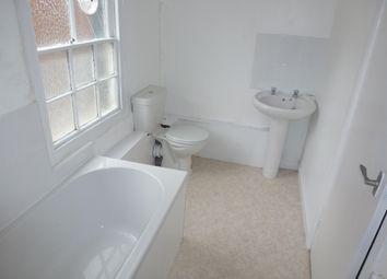 Thumbnail 3 bed maisonette to rent in Little Church Street, Wisbech