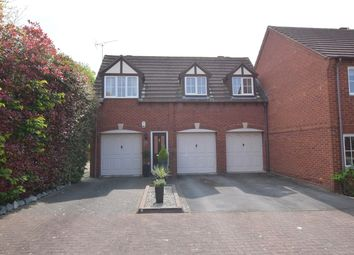 Thumbnail 1 bedroom semi-detached house for sale in Stenbury Close, Swindon, Wiltshire