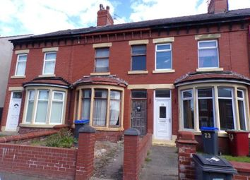 2 bed terraced house for sale in London Road, Blackpool, Lancashire FY3