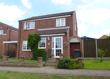Thumbnail 4 bed detached house for sale in Waveney Road, Bungay
