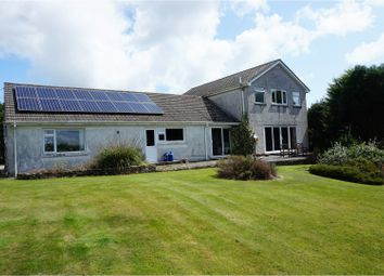 Thumbnail 4 bed detached house for sale in Lanreath, Looe
