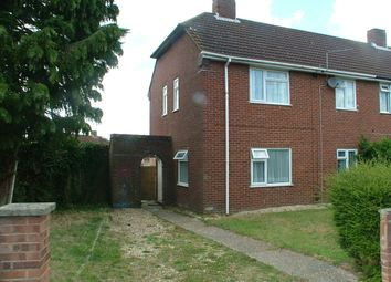 Thumbnail 3 bed semi-detached house for sale in Long Road, Bournemouth