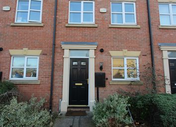 Thumbnail 3 bedroom town house to rent in Ned Ludd Close, Anstey, Leicester