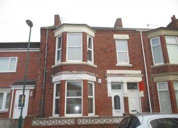 Thumbnail 2 bed flat for sale in Candlish Street, South Shields