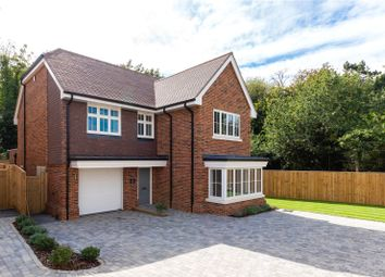 Thumbnail 4 bedroom detached house for sale in The Holt, The Spinney, Beaconsfield