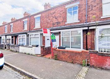 Thumbnail 2 bed terraced house to rent in Neville Street, Oakhill, Stoke-On-Trent