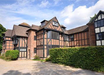 Thumbnail 2 bed flat for sale in Tudor Hall, Branksome Park Road, Camberley