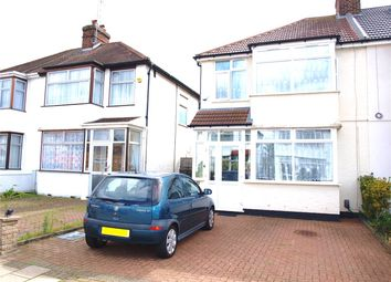 Thumbnail 4 bedroom semi-detached house for sale in Leybourne Road, Kingsbury, London