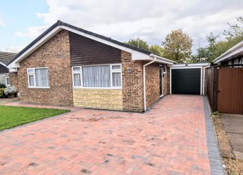 Thumbnail 3 bed detached bungalow for sale in Windmill Hill Drive, Bletchley, Milton Keynes