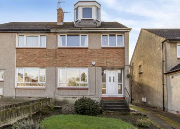 Thumbnail 4 bed semi-detached house for sale in 13 Fox Covert Avenue, Corstorphine