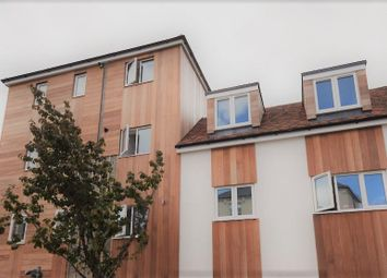 Thumbnail 2 bed flat for sale in Sancler House, Walton Road, Folkestone