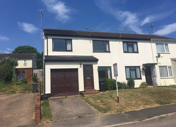 Thumbnail 4 bed semi-detached house to rent in Ladymead, Sidmouth