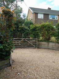 Thumbnail 3 bed semi-detached house to rent in Jordans Lane, Sway Lymington