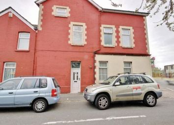 Thumbnail 2 bedroom maisonette for sale in Cardiff Road, Barry