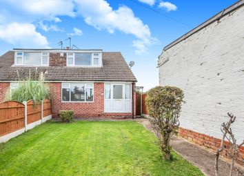 Thumbnail 3 bed semi-detached house for sale in Pit Close Lane, Chellaston, Derby