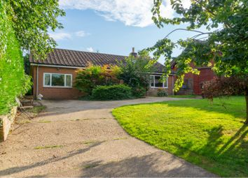 Thumbnail 3 bed detached bungalow for sale in Mill Lane, Welton Le Marsh, Spilsby