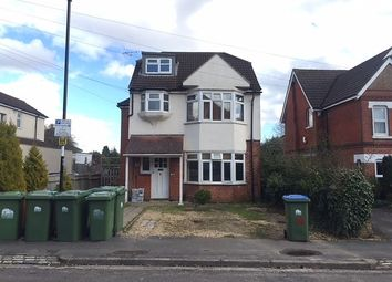 Thumbnail 1 bed property to rent in Grosvenor Road, Highfield, Southampton