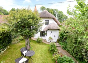 Thumbnail 3 bed detached house for sale in Church Road, North Waltham, Hampshire