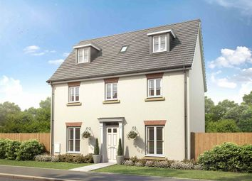 "Thumbnail 5 bed detached house for sale in ""Kensington "" at Carsons Drive, Great Cornard, Sudbury"